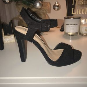 JUSTFAB black heels